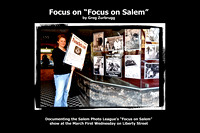 """Focus on Salem"""