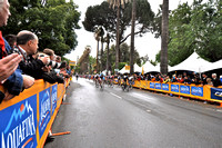 Ben Swift (Team Sky) opens up a lead