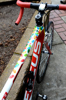 Team Jelly Belly bicycle