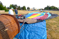 Jim Desch and crew of Balloon Flying Service of Oregon