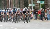 Teams HTC, Saxo Bank, Garmin jockey for the leadout